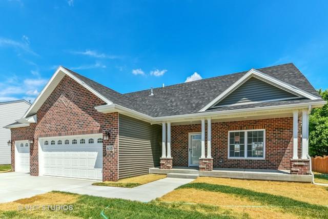 1459 Patriot Way, Bourbonnais, IL 60914 (MLS #10164672) :: Berkshire Hathaway HomeServices Snyder Real Estate