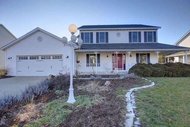 505 S Jeffery Drive, Mahomet, IL 61853 (MLS #10164798) :: Ryan Dallas Real Estate