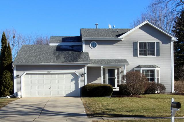 1203 Bennington Drive, Crystal Lake, IL 60014 (MLS #10164869) :: Lewke Partners