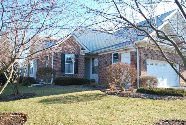 2879 Bond Circle #2879, Naperville, IL 60563 (MLS #10165155) :: The Wexler Group at Keller Williams Preferred Realty