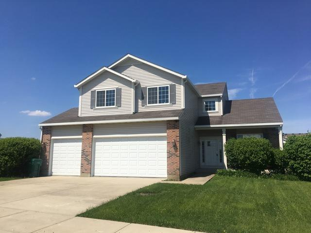 1014 Eagle Point Drive, Matteson, IL 60443 (MLS #10165164) :: The Dena Furlow Team - Keller Williams Realty