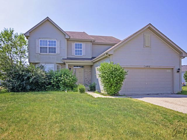 495 W Fairborn Lane, Round Lake, IL 60073 (MLS #10165221) :: The Wexler Group at Keller Williams Preferred Realty
