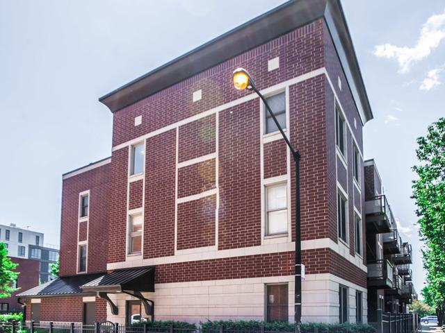 757 W Liberty Street #308, Chicago, IL 60607 (MLS #10165433) :: Baz Realty Network | Keller Williams Preferred Realty