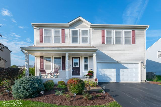 3105 Fen Trail, Wonder Lake, IL 60097 (MLS #10165550) :: The Wexler Group at Keller Williams Preferred Realty