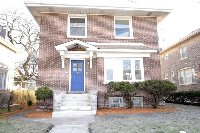 7443 S Luella Avenue, Chicago, IL 60649 (MLS #10165555) :: The Wexler Group at Keller Williams Preferred Realty