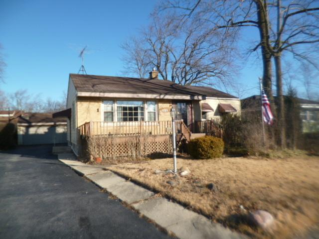 499 W Winchester Road, Chicago Heights, IL 60411 (MLS #10165607) :: The Wexler Group at Keller Williams Preferred Realty