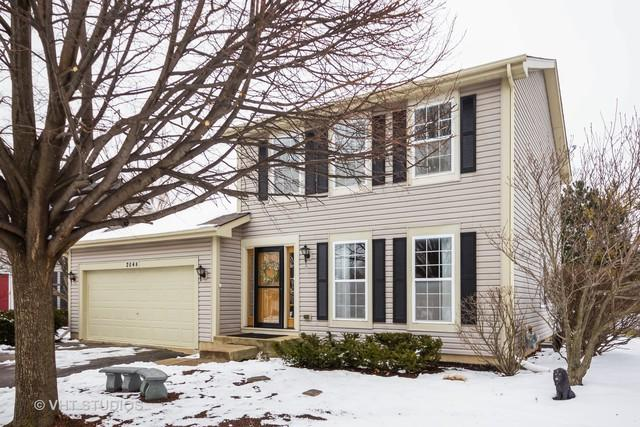 2048 Schumacher Drive, Naperville, IL 60540 (MLS #10165710) :: John Lyons Real Estate