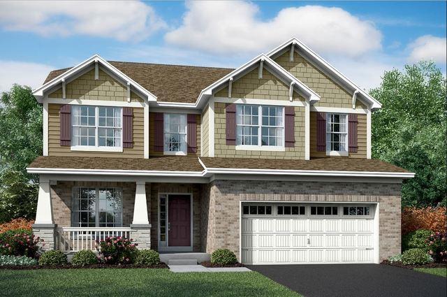 12306 Kilkenny Lot#71 Drive, Plainfield, IL 60585 (MLS #10165783) :: Helen Oliveri Real Estate