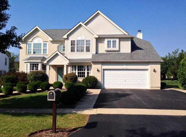 6100 Oakmont Lane, Gurnee, IL 60031 (MLS #10166003) :: Baz Realty Network | Keller Williams Preferred Realty