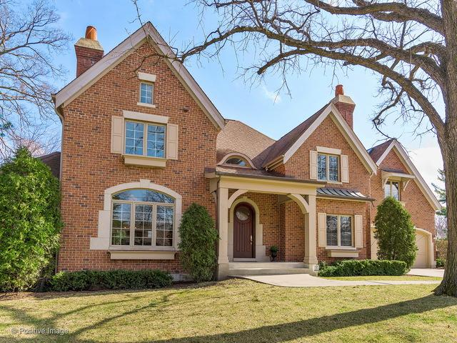3967 Garden Avenue, Western Springs, IL 60558 (MLS #10166007) :: The Jacobs Group