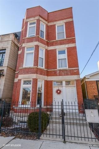 2160 N Oakley Avenue #1, Chicago, IL 60647 (MLS #10166035) :: The Mattz Mega Group