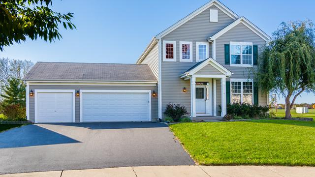 250 Fox Bend Circle, Bolingbrook, IL 60440 (MLS #10166128) :: The Wexler Group at Keller Williams Preferred Realty