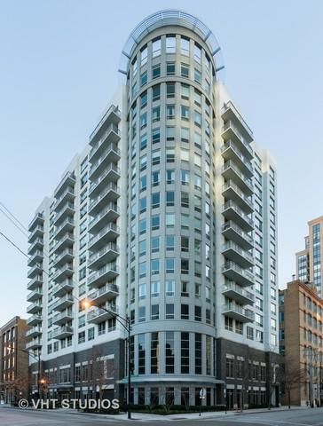 421 W Huron Street #507, Chicago, IL 60654 (MLS #10166361) :: Domain Realty