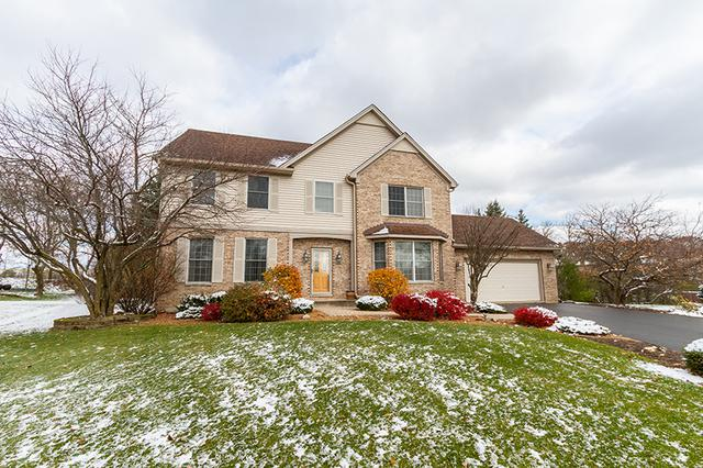 1505 Fox Path Court, Hoffman Estates, IL 60192 (MLS #10166422) :: The Wexler Group at Keller Williams Preferred Realty