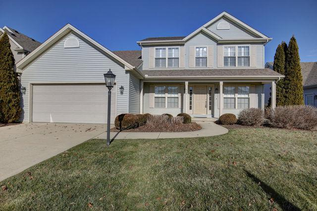 408 Dropseed Drive, Savoy, IL 61874 (MLS #10166435) :: Ryan Dallas Real Estate