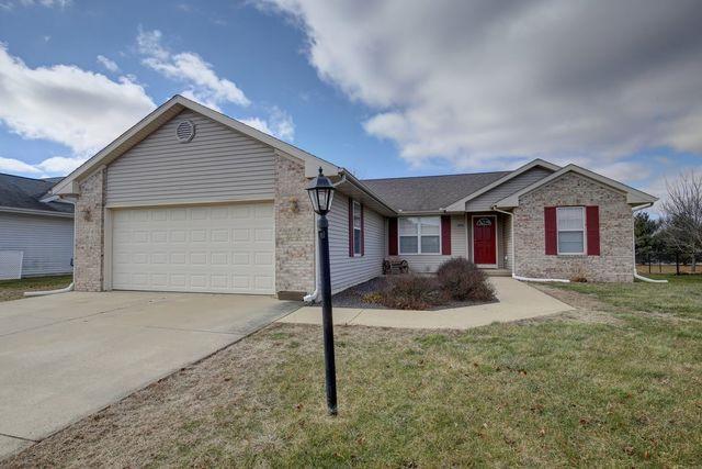 2701 Landis Farm Road, Urbana, IL 61802 (MLS #10166504) :: Ryan Dallas Real Estate