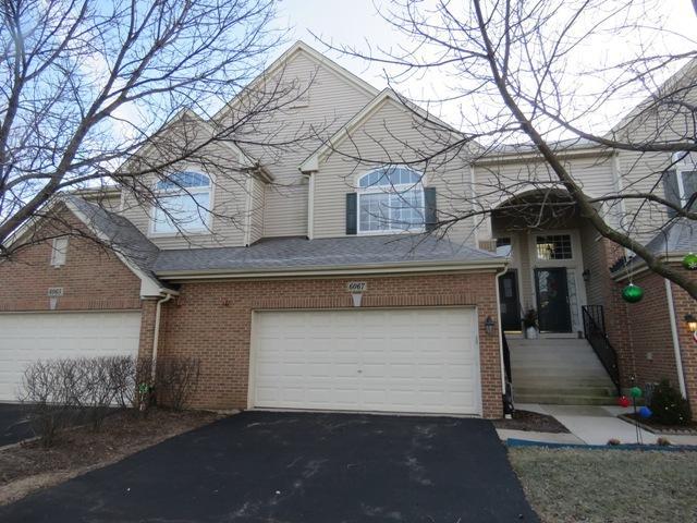 6067 Halloran Lane, Hoffman Estates, IL 60192 (MLS #10166526) :: Baz Realty Network   Keller Williams Preferred Realty