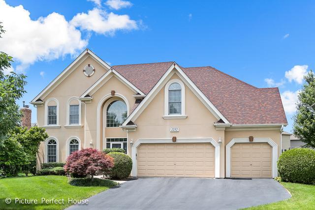 2232 Hillsboro Lane, Naperville, IL 60564 (MLS #10166638) :: The Wexler Group at Keller Williams Preferred Realty