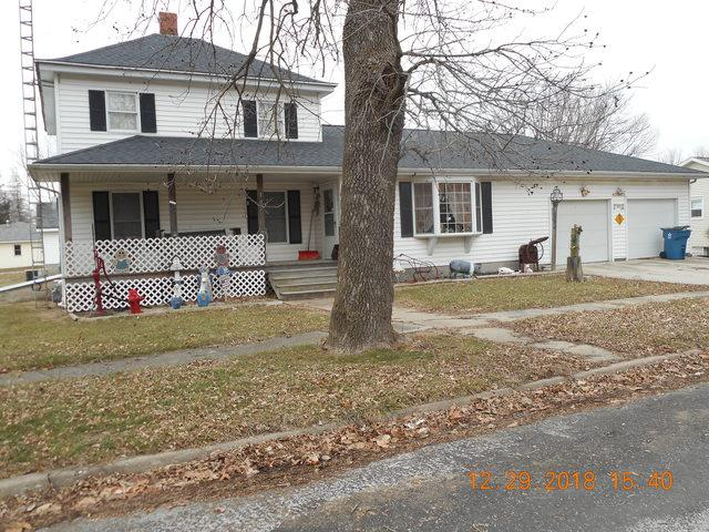 105 Olive Street, Colfax, IL 61728 (MLS #10166862) :: Berkshire Hathaway HomeServices Snyder Real Estate