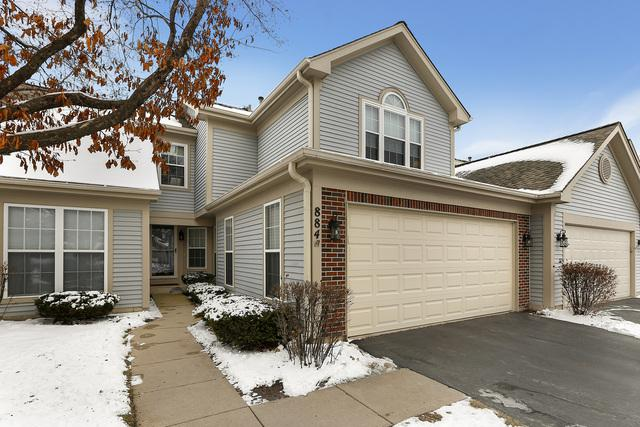 884 Dandridge Court, Elgin, IL 60120 (MLS #10166899) :: Baz Realty Network | Keller Williams Preferred Realty