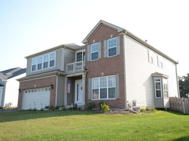 32180 N Rockwell Drive, Lakemoor, IL 60051 (MLS #10167127) :: Helen Oliveri Real Estate