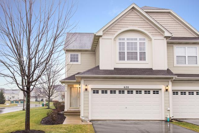 620 Amherst Drive #620, Sycamore, IL 60178 (MLS #10167524) :: Baz Realty Network | Keller Williams Preferred Realty