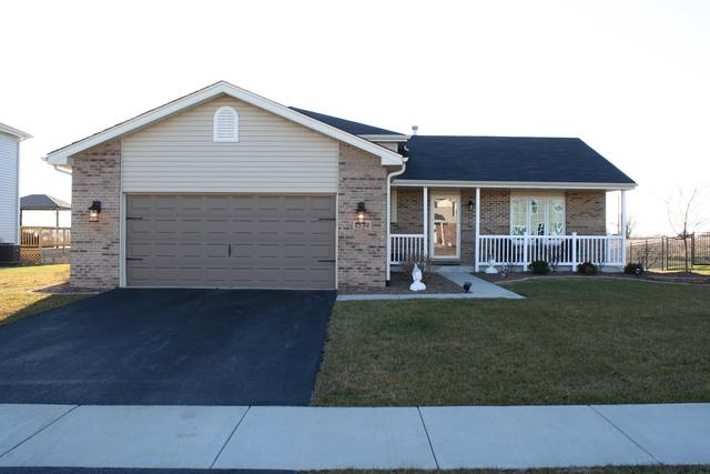 1534 Somerset Drive, Beecher, IL 60401 (MLS #10167689) :: The Jacobs Group