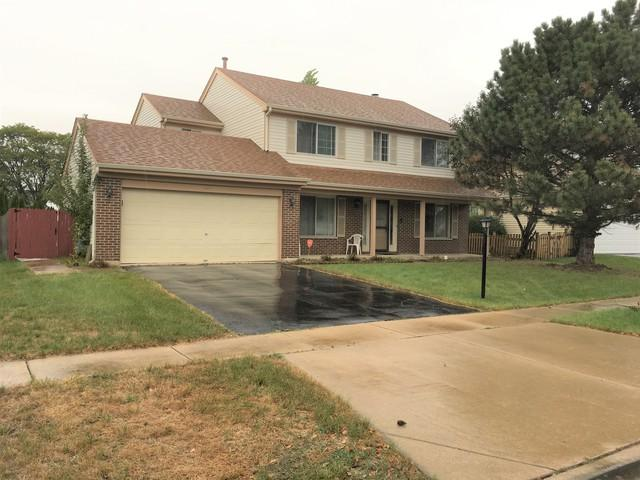 229 Pepperidge Circle, Streamwood, IL 60107 (MLS #10167805) :: Ryan Dallas Real Estate