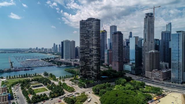 505 N Lake Shore Drive 6106-07, Chicago, IL 60611 (MLS #10168001) :: Baz Realty Network | Keller Williams Preferred Realty