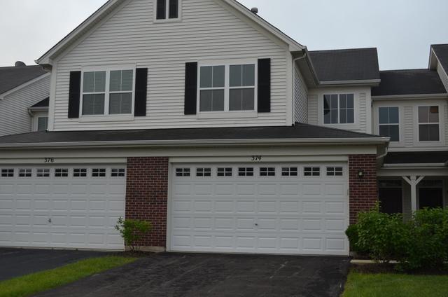 374 Chesapeake Lane #374, Oswego, IL 60543 (MLS #10168007) :: Baz Realty Network | Keller Williams Preferred Realty