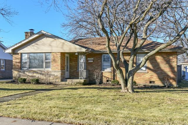 11024 Lyman Avenue, Chicago Ridge, IL 60415 (MLS #10168291) :: The Jacobs Group