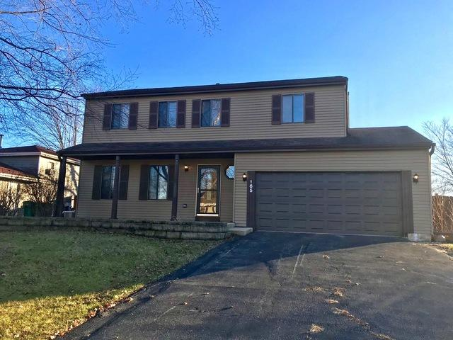165 Dolores Street, Oswego, IL 60543 (MLS #10168346) :: The Wexler Group at Keller Williams Preferred Realty