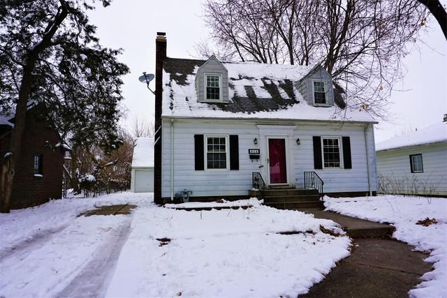 814 W Washington Street, Champaign, IL 61820 (MLS #10168428) :: Ryan Dallas Real Estate