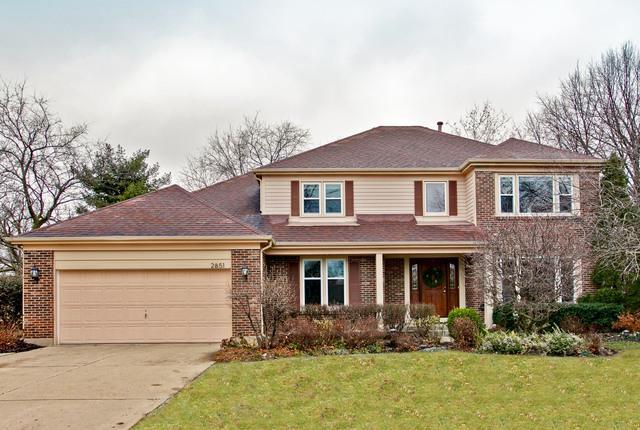2851 Whispering Oaks Drive, Buffalo Grove, IL 60089 (MLS #10168466) :: Baz Realty Network | Keller Williams Preferred Realty