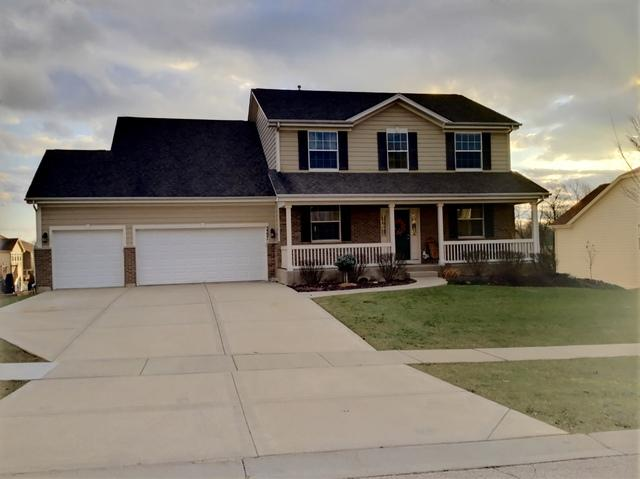3321 Chase Lane, Elgin, IL 60124 (MLS #10168502) :: The Wexler Group at Keller Williams Preferred Realty