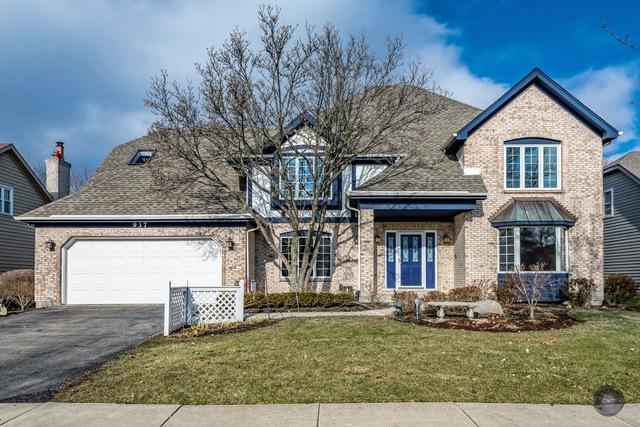 937 Eddystone Circle, Naperville, IL 60565 (MLS #10168672) :: Baz Realty Network | Keller Williams Preferred Realty