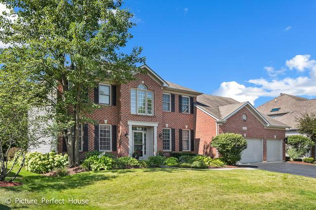 3539 Sweet Maggie Lane, Naperville, IL 60564 (MLS #10168813) :: The Wexler Group at Keller Williams Preferred Realty