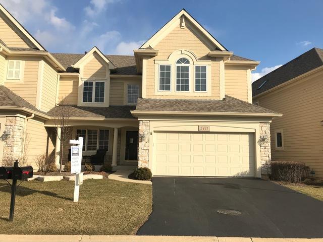 2411 Woodglen Drive, Aurora, IL 60502 (MLS #10168824) :: The Wexler Group at Keller Williams Preferred Realty