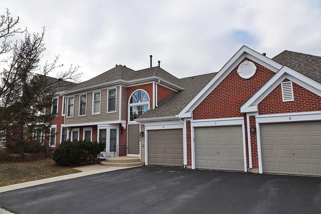 1884 Fox Run Drive A7, Elk Grove Village, IL 60007 (MLS #10168870) :: Ryan Dallas Real Estate