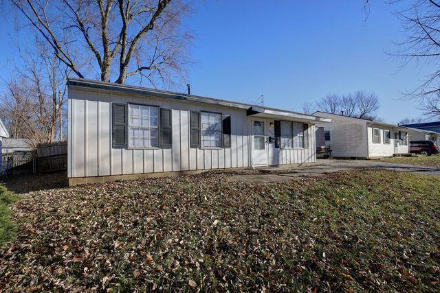 2710 E Illinois Street, Urbana, IL 61802 (MLS #10169148) :: Ryan Dallas Real Estate