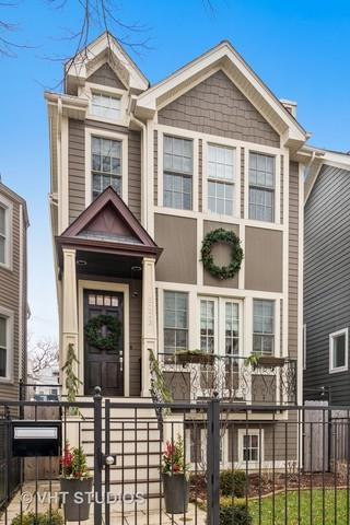 3023 N Hamilton Avenue, Chicago, IL 60618 (MLS #10169209) :: Leigh Marcus | @properties