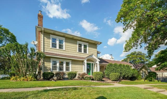 4545 Central Avenue, Western Springs, IL 60558 (MLS #10169228) :: The Wexler Group at Keller Williams Preferred Realty