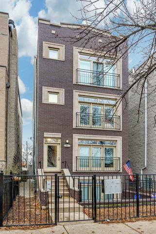 934 N Wood Street #2, Chicago, IL 60622 (MLS #10169269) :: Property Consultants Realty