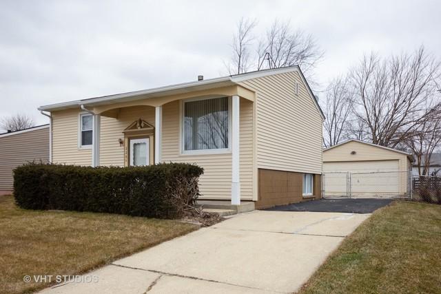 226 Karen Avenue, Romeoville, IL 60446 (MLS #10169444) :: The Wexler Group at Keller Williams Preferred Realty