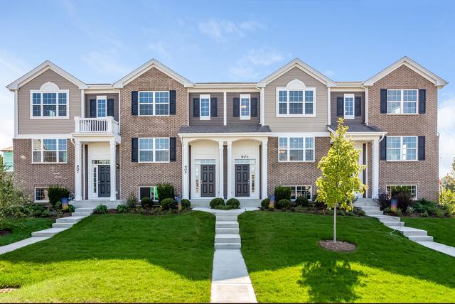 907 Charlton (Lot 1803) Lane, Naperville, IL 60563 (MLS #10169608) :: Baz Realty Network | Keller Williams Preferred Realty