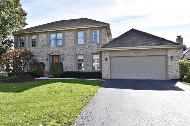 1431 Steeplechase Road, Bartlett, IL 60103 (MLS #10169647) :: The Wexler Group at Keller Williams Preferred Realty