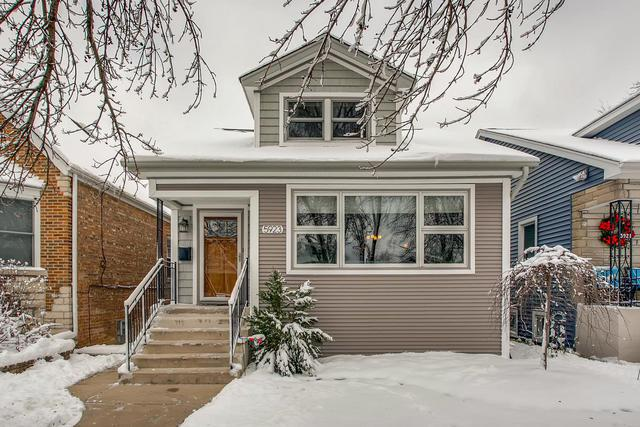 5923 N Leonard Avenue, Chicago, IL 60646 (MLS #10169828) :: The Wexler Group at Keller Williams Preferred Realty