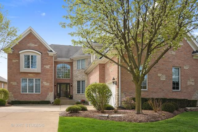 1265 N Lakeview Drive, Palatine, IL 60067 (MLS #10169836) :: The Wexler Group at Keller Williams Preferred Realty
