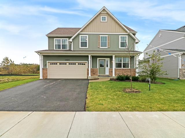 13657 S Palmetto Drive, Plainfield, IL 60544 (MLS #10169895) :: Berkshire Hathaway HomeServices Snyder Real Estate