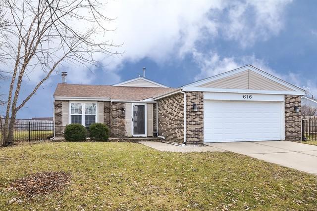 616 Buckthorn Terrace, Buffalo Grove, IL 60089 (MLS #10169912) :: Baz Realty Network | Keller Williams Preferred Realty